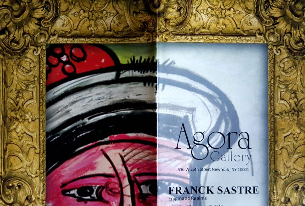 Enigmatic Realms, Agora Gallery, New York