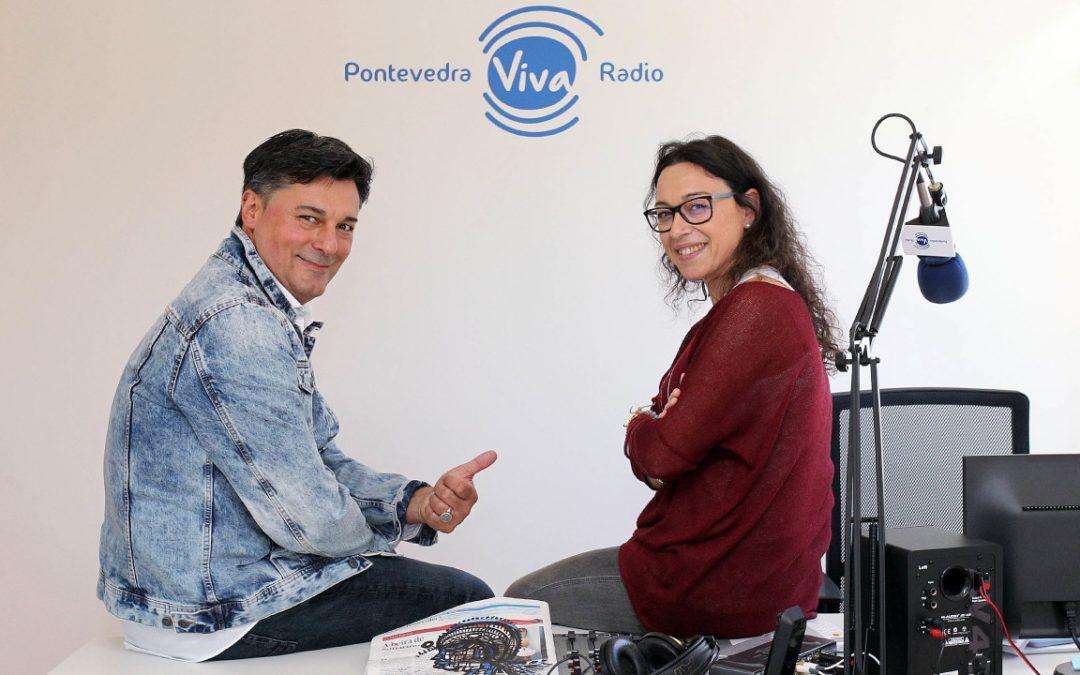 Franck Sastre, artista e entrevista televisiva surpresa de Ana Obregón