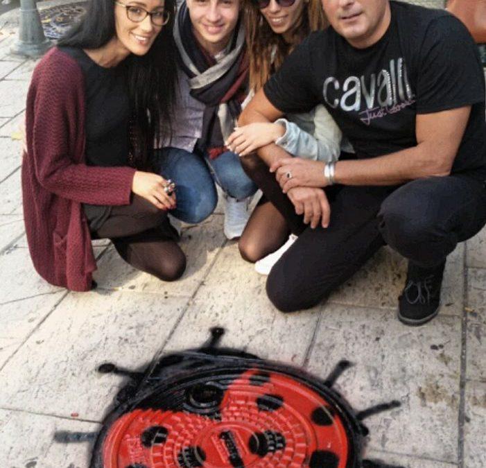 Noticias Vigo: A Arte nas ruas de Vigo